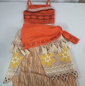 Other - Moana Costume Size 4